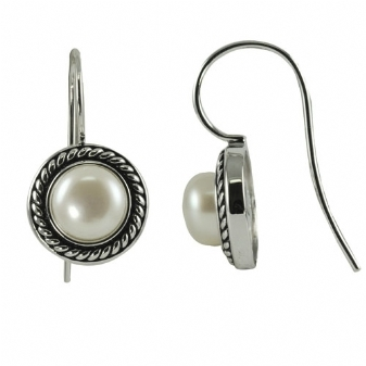 Imperial Sterling Earring