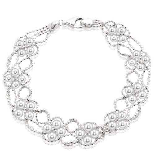 Imperial Lace Bracelet