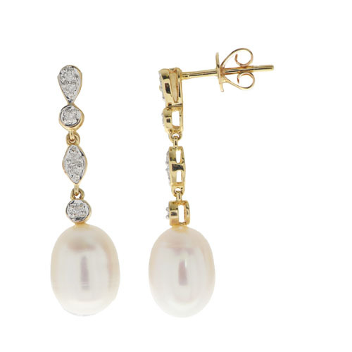 Imperial Gold Earring