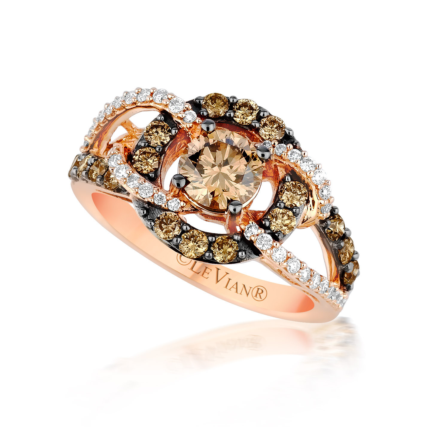 ernest jones ring morganite strawberry brand number diamond webstore gold peach rings vian l wedding product jewellery le