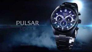 pulsar-solar watch