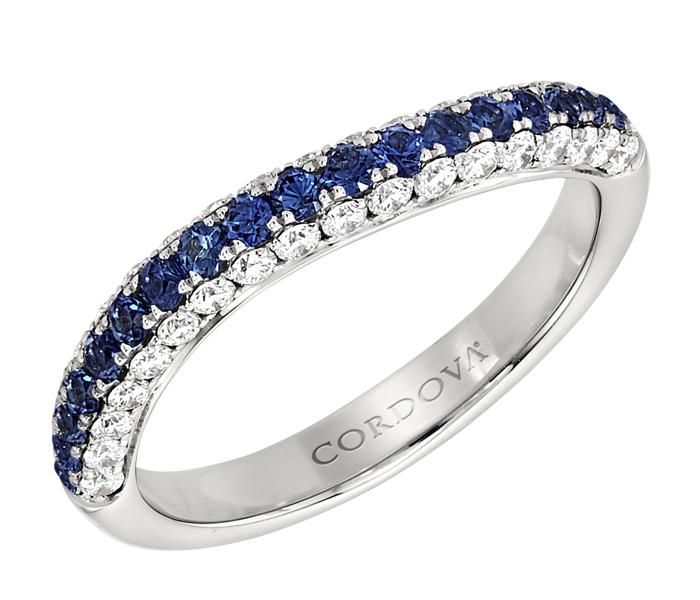sapphire ring at Goldsmith