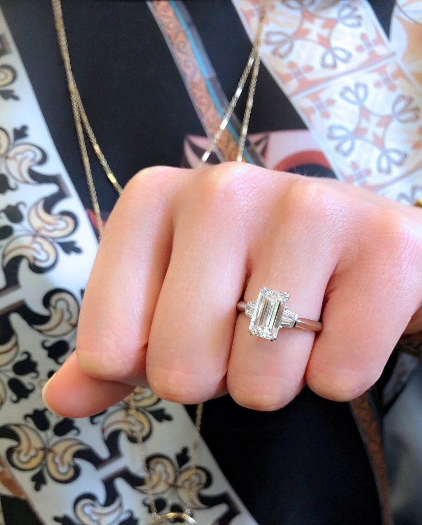 How to Find Her Engagement Ring Style | Goldsmith Jewelers