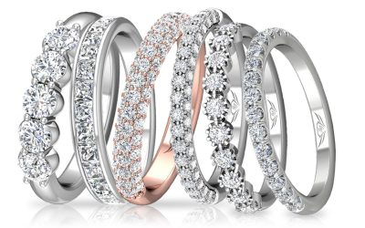 How to Choose Her Perfect Wedding Band