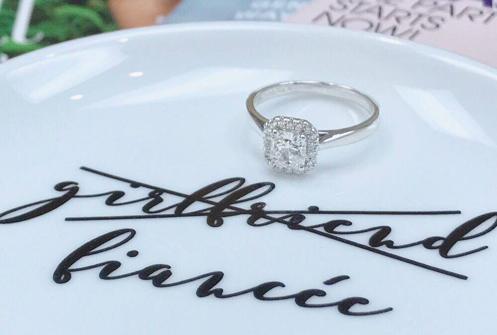 How to Find Your Perfect Engagement Ring