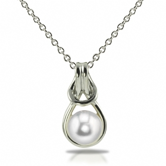 Imperial Sterling Pendant
